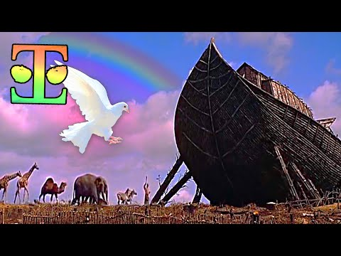Noah's Ark Flood Story - Rare Accurate KJV Bible Movie