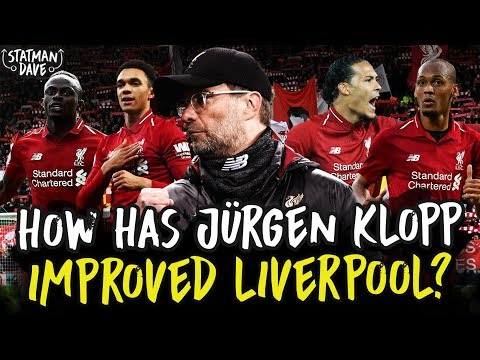 How Jurgen Klopp Evolved Liverpool Into Premier League Title Challengers | Tactics Explained