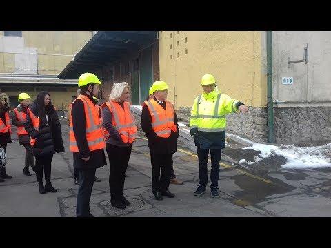 HEINEKEN Brauerei Hungary in Sopron mit großer Erweiter ...