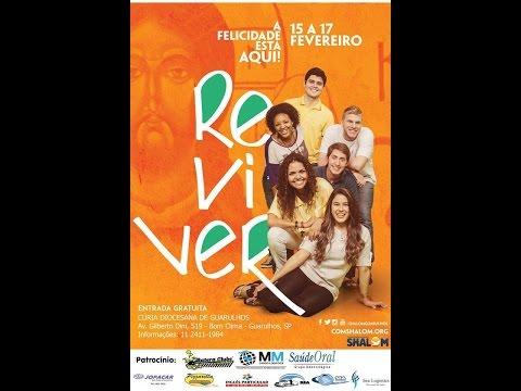 REVIVER 2015 – Missão GUARULHOS/SP