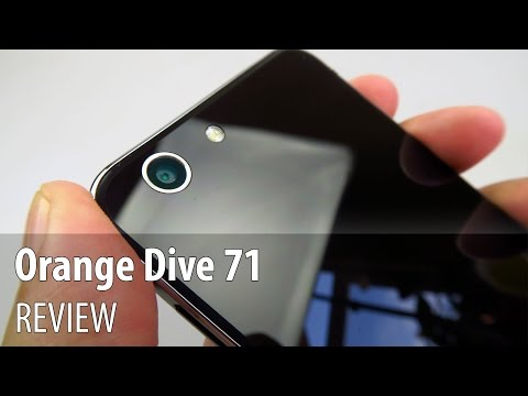 Orange Dive 71 Review (Rebranded ZTE Blade A506) - GSMDome.com (видео)