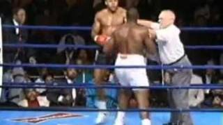 When boxing goes wrong