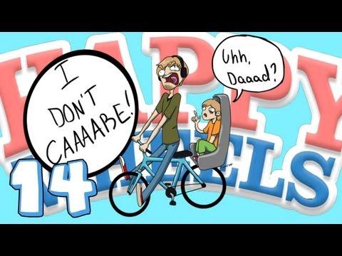 DON'T CHEW ME BOY! *NOMNOMNOM* - Happy Wheels - Part 14