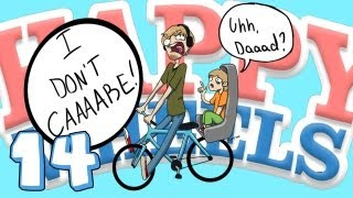 DON'T CHEW ME BOY! *NOMNOMNOM* - Happy Wheels - Part 14
