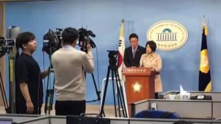 더불어민주당서울시당 - 서울시 당정협의회 대변인 정론관 브리핑