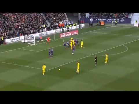 Toulouse vs PSG 0 1 All Goals & Highlights 10 02 2018 HD