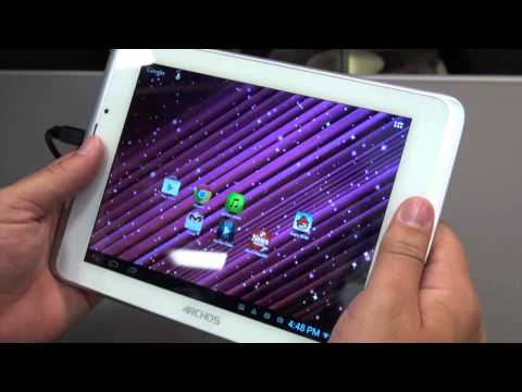 Archos Tablets at IFA 2013: Hands-On