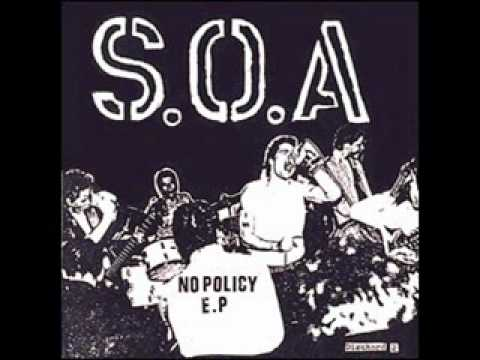 State Of Alert (S.O.A.) - Draw Blank