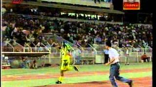 APOEL Vs Omonia 2-0 Cup final 1997 highlights - YouTube