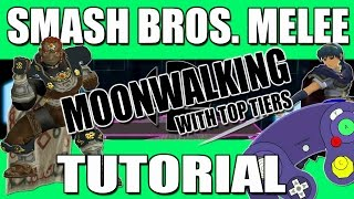 Melee Tutorial | Moonwalking with Fox, Falco, Marth and Ganondorf!