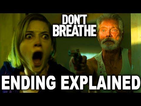 Don't Breathe Twist Ending Explained - Dont Breathe 2?