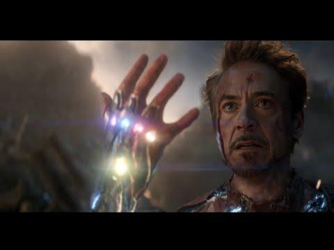 Avengers: Endgame (7/7) - I Am Iron Man - Final Battle Scene (1080p)