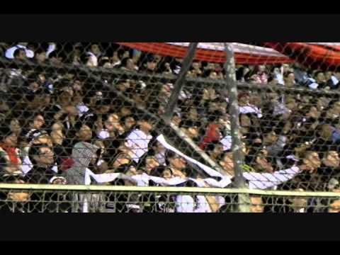 Liga 2 El Nacional 1 (La hinchada y su aliento).wmv - Muerte Blanca - LDU