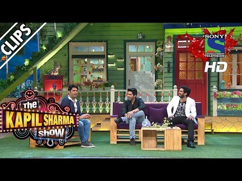 Kapil's question to Armaan Malik  - The Kapil Sharma Show - Episode 15 - 11th June 2016