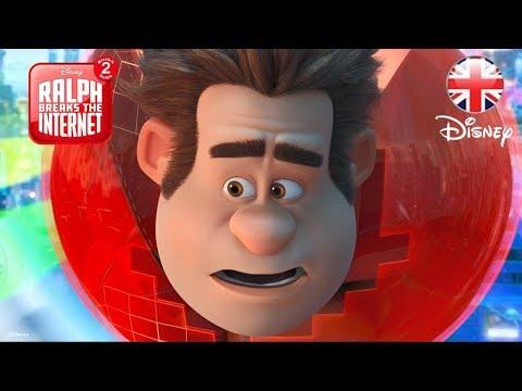 RALPH BREAKS THE INTERNET: Wreck-it Ralph 2 Trailer 2| Official Disney UK
