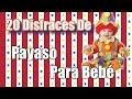 20 Disfraces De Payaso Para Bebe - YouTube