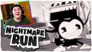 BENDY'S NIGHTMARE RUN!!! (El NUEVO juego de Bendy)
