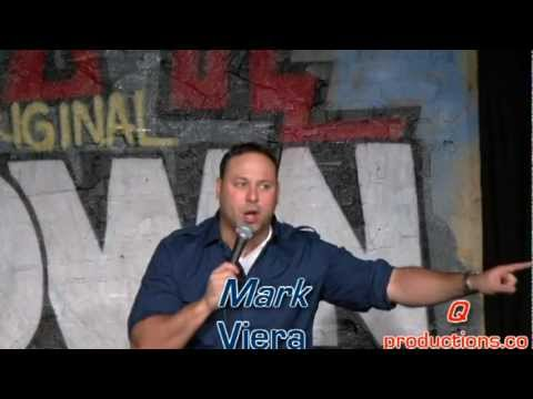 Mark Viera at Uptown Comedy Club