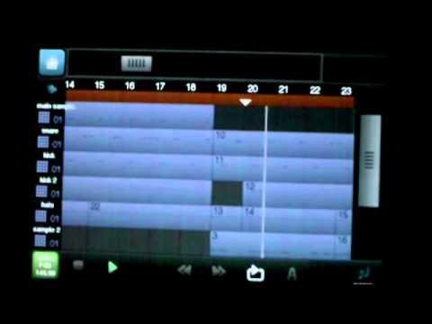 Still Born Plays 6 beats out of Beatmaker 2 FINAL