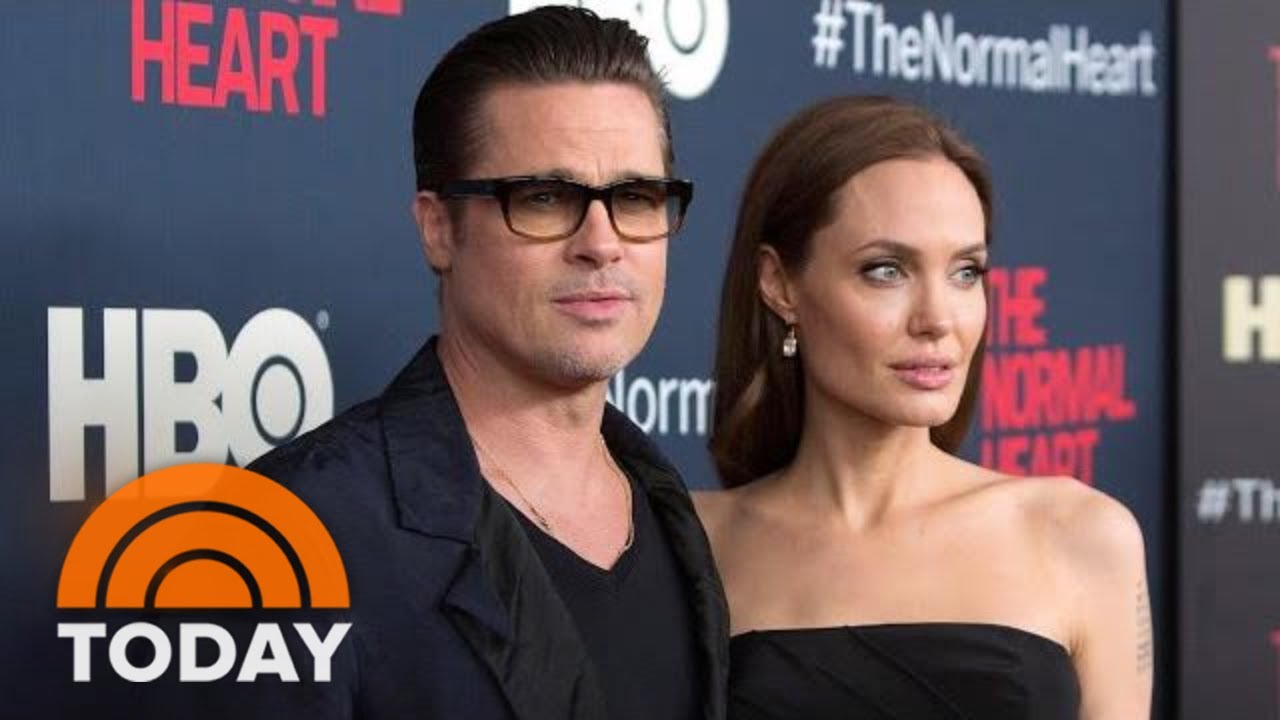 Brad Pitt Hits Back At Angelina Jolie's Child Support Claims In New Court Filings | TODAY