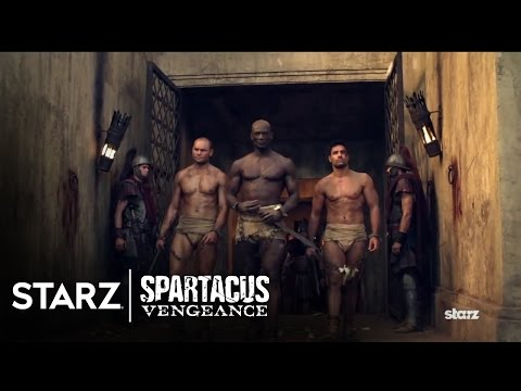 Spartacus: Vengeance 2.05 Preview