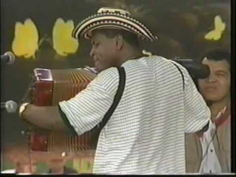 Festival Vallenato 1997 Omar Geles