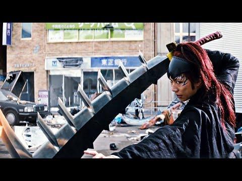 Bleach Live Action   Ichigo vs Renji part 2