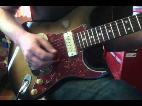 Destroy All Guitars - Waterslide Dakota Red Coodercaster 4/2/17
