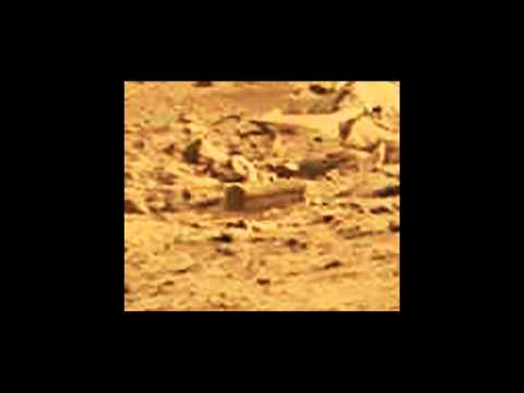 Coffin on Mars Spotted – Mars Anomalies 2014