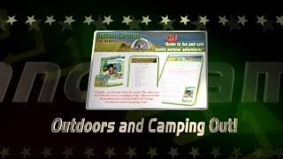 Camping YouTube video