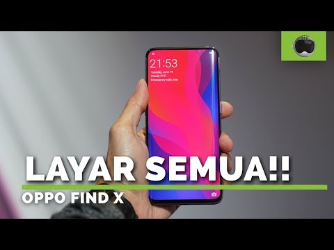 BYE-BYE PONI | Hands-on OPPO Find X Indonesia