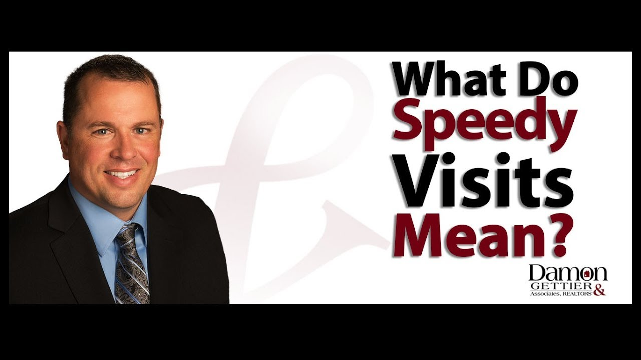 Do Speedy Visits Spell Disinterest for Your House?