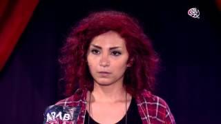 ليندا جاموس من سوريا - أراب كاستينج الموسم الثاني Arab Casting 2   الحلقة الأولى