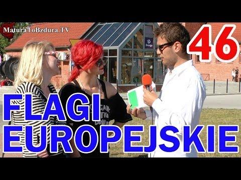 Matura To Bzdura - FLAGI EUROPEJSKIE odc. 46