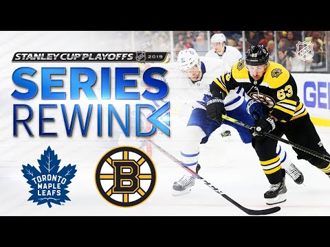 Series Rewind: Bruins Outlast Maple Leafs In Seven Games For Second Straight Year