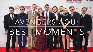 Video Avengers Age of Ultron Cast: Funny Moments MP3, 3GP, MP4, WEBM, AVI, FLV Juli 2019