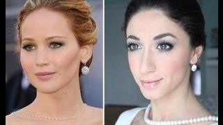 Jennifer Lawrence Oscar 2013 Inspired Make-Up Tutorial