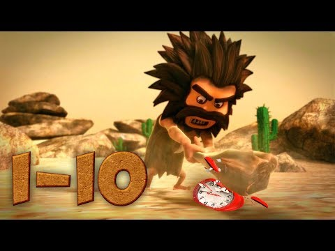 Oko Lele - Full Episodes collection (1-10) - animated short CGI - funny cartoon - Super ToonsTV