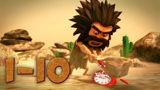 Video Oko Lele - Full Episodes collection (1-10) - animated short CGI - funny cartoon - Super ToonsTV MP3, 3GP, MP4, WEBM, AVI, FLV September 2018
