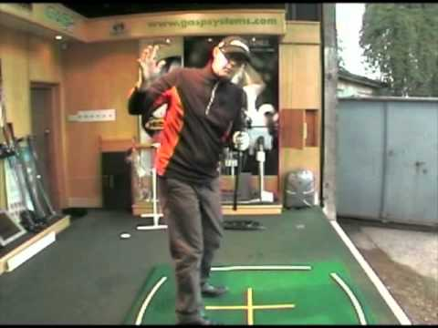Backswing Golf Lesson | Stay Connected