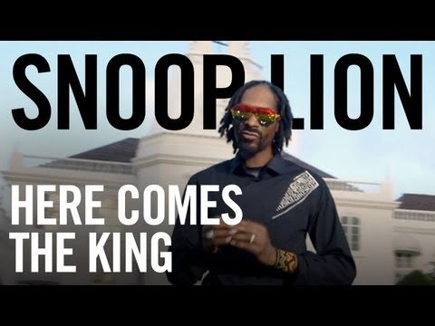 "Video: Snoop Lion ft. Angela Hunte & Major Lazer - ""Here Comes the King"""