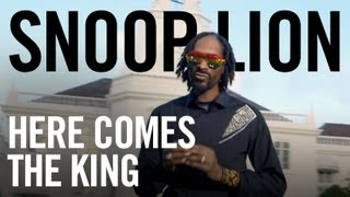 Thumbnail for Snoop Lion ft. Major Lazor — Here Comes The King