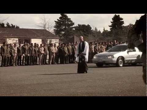 NZ Soldiers say goodbye to fallen brothers with a powerful Haka. A fitting farewell for a warrior.