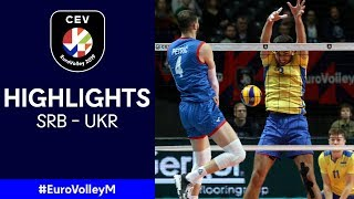 Highlights Euro Volley - Yellow, No.11
