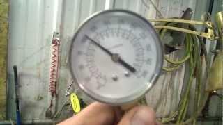 9. LOT 1453A 2000 Arctic Cat Z 440 Fan Compression Test