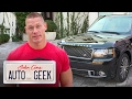 John Cena's RARE Range Rover, an exclusive look - Only on The Bella Twins channel!