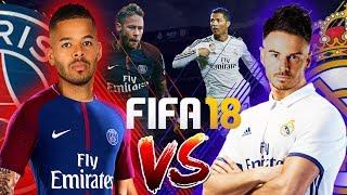Video £1,000 FIFA 18 WAGER!!! BILLY VS JEZZA | REAL MADRID VS PSG | LG Super UHD Nano Cell TV MP3, 3GP, MP4, WEBM, AVI, FLV Agustus 2018