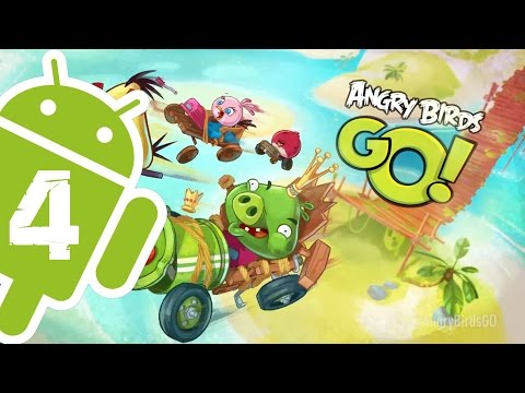 Angry Birds Go! - Gameplay PL #4