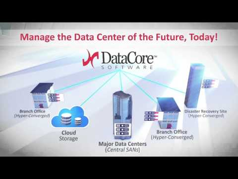 DataCore's Virtual SAN Solution Brings Business Continuity and a Hyper-Convergence to Major European Chemical Plant…