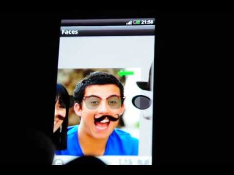 Video of Faces - Photo Fun